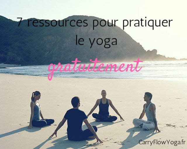 7 ressources pour pratiquer le yoga
