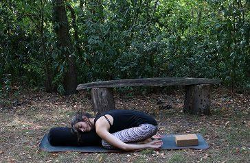 Séance de yin yoga pour le plaisir