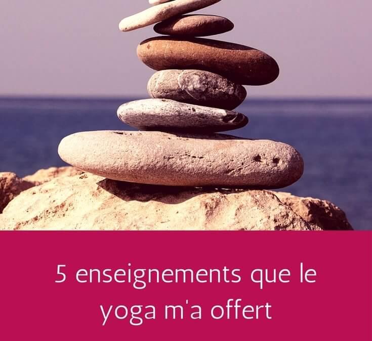 5 enseignements du yoga dans la relation à soi-même et aux autres