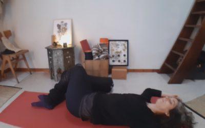 Vidéo : séance de yin yoga pour déposer la charge mentale
