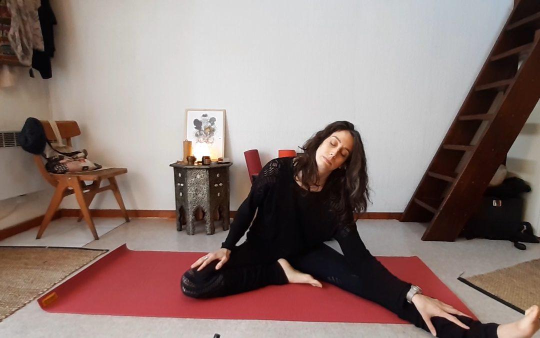 Vidéo yin yoga – Soulager le dos