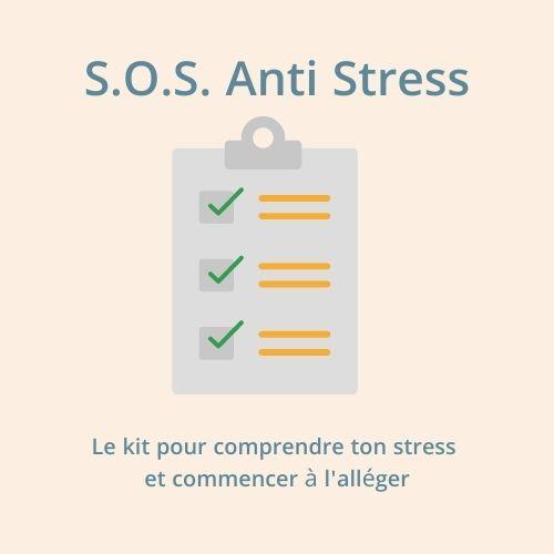 kit anti stress yoga