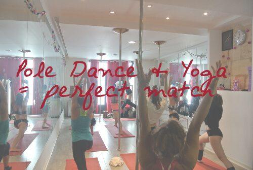 Comment le yoga peut améliorer votre niveau en pole dance?